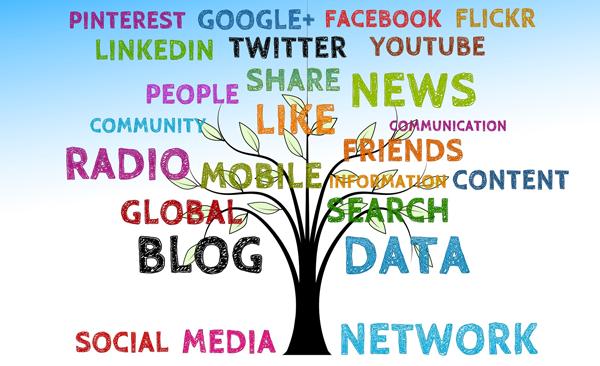 Les réseaux sociaux au coeur de la communication