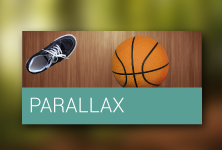 Parallax scroll effect jquery