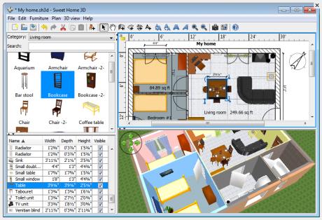 Logiciels gratuits dessin et photographie documentation for Logiciel paysagiste 3d professionnel