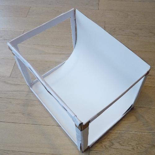 comment fabriquer un mini studio photo en une heure et pour quelques euro documentation. Black Bedroom Furniture Sets. Home Design Ideas